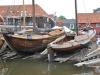 Vytažení a opravy lodí Spakenburg